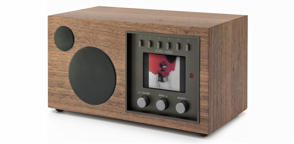 Como Audio Solo Walnut
